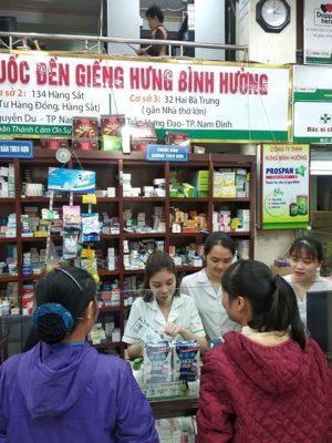 Hệ Thống Nhà Thuốc Đền Giếng, Nam Định 1
