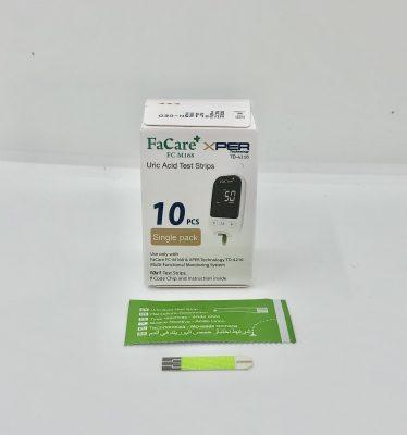 Que thử Axit Uric (gout) dành cho máy đo M168