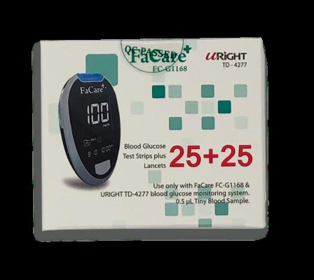Que thử đường huyết của máy đo đường huyết G168