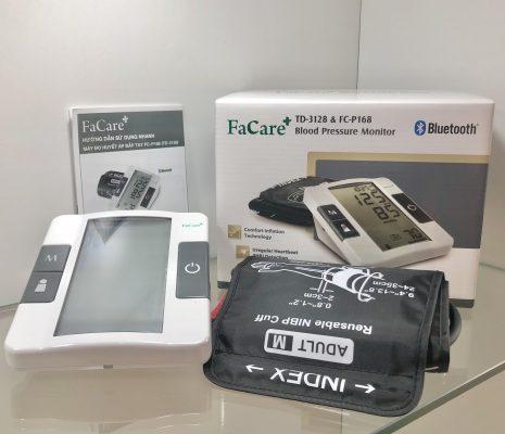 Trọn bộ máy đo huyết áp bắp tay FaCare P168