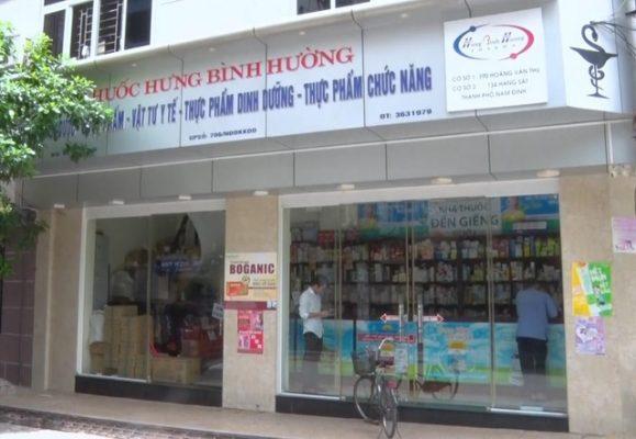 Hệ Thống Nhà Thuốc Đền Giếng, Nam Định