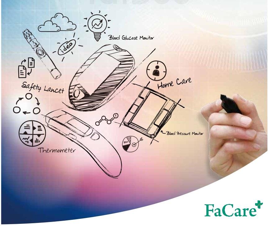 Hệ thống đại lý và điểm bán Thiết bị y tế FaCare