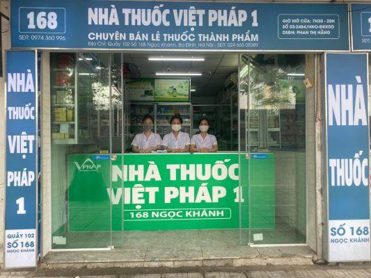 Nt Việt Pháp - Ba Đình, Hà Nội